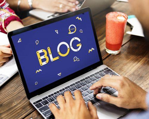 Online blog